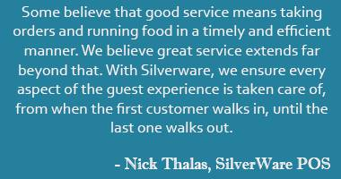 Silverware POS Inc
